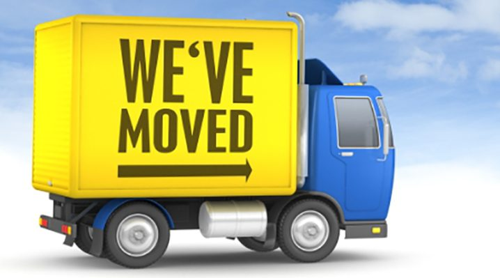 We Have Moved Back!